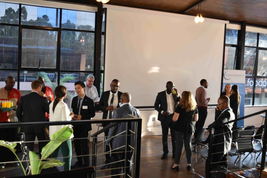 CrossBoundary co-hosts an event with Convergence Blended Finance at our Nairobi office