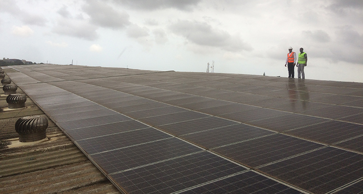 CrossBoundary Energy Ghana to build Ghana's first PPA-financed solar plant for Kasapreko Company Ltd