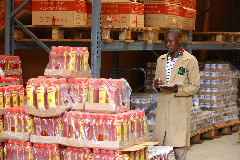 Uganda Distribution