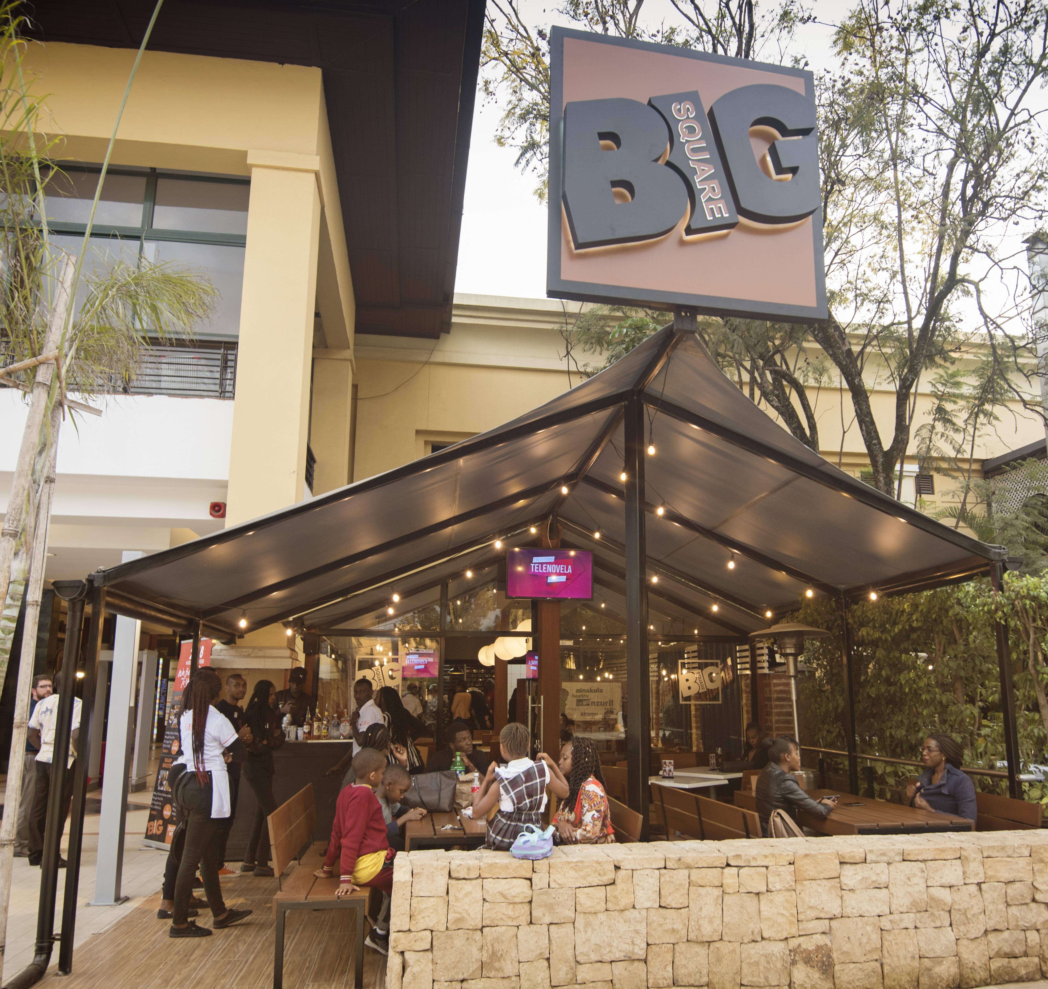 Kenya Quick Service Restaurant