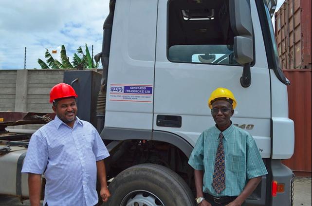 Kenya Logistics