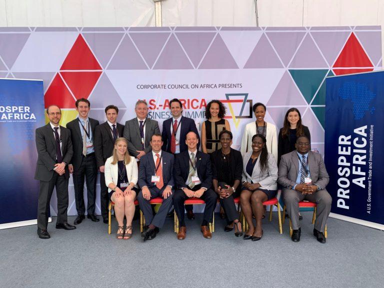Prosper Africa Initiative