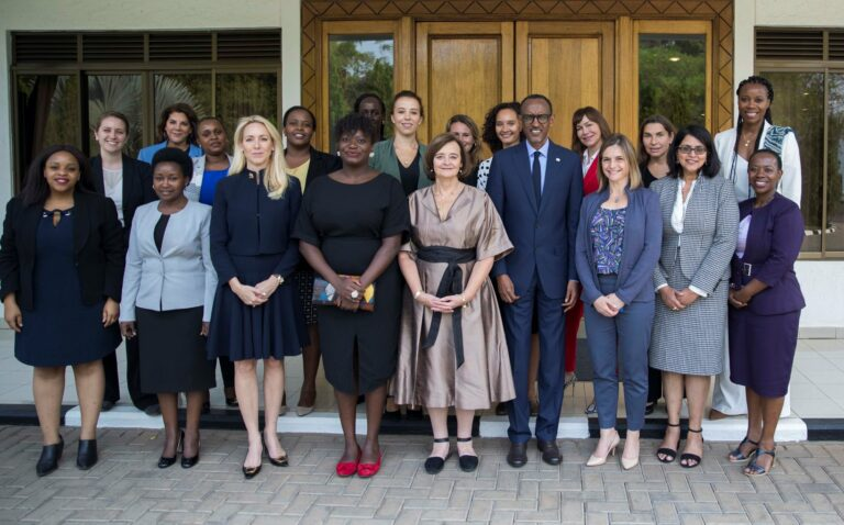 CrossBoundary is the advisory partner for the first all-women investment mission to Africa