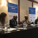 James Shoetan spoke at African Energy AIX Nairobi about solar financing for East African businesses