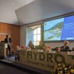 Sebastian Deschler Presents Mpatamanga Power Project at Hydro 2019