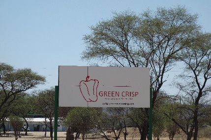 Namibian horticulture producer