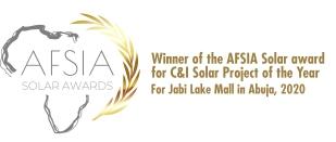 afsial solar award winner
